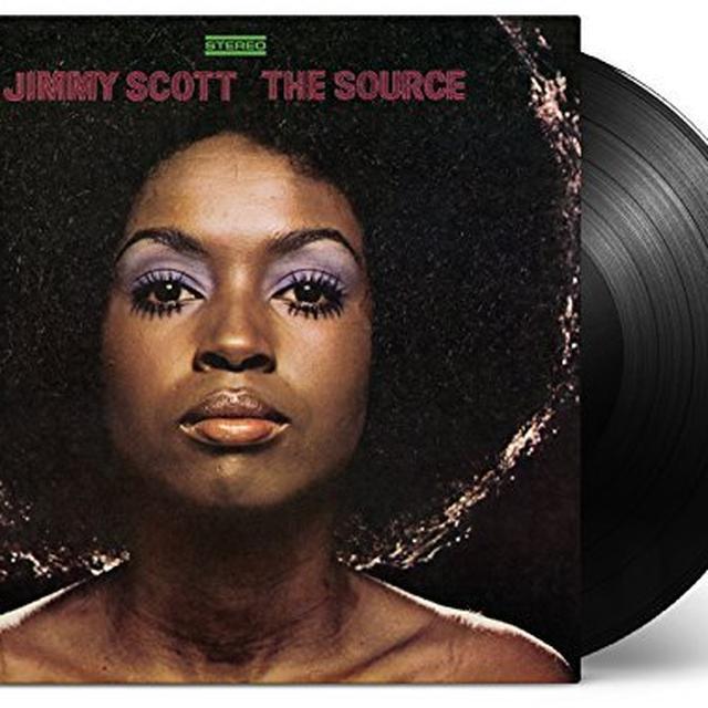 Jimmy Scott SOURCE Vinyl Record