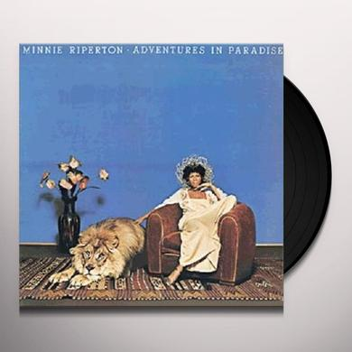 Minnie Riperton ADVENTURES IN PARADISE: LIMITED Vinyl Record - Limited Edition, Japan Import