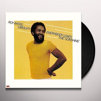 Roy Ayers Ubiquity EVERYBODY LOVES THE SUNSHINE: LIMITED Vinyl Record