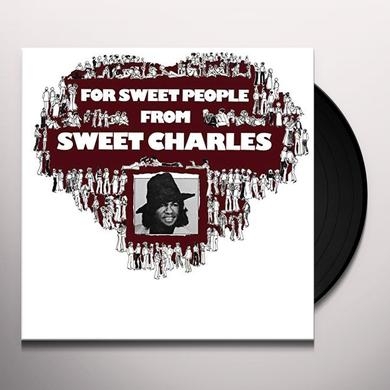 Sweet Charles FOR SWEET PEOPLE: LIMITED Vinyl Record - Limited Edition, Japan Import