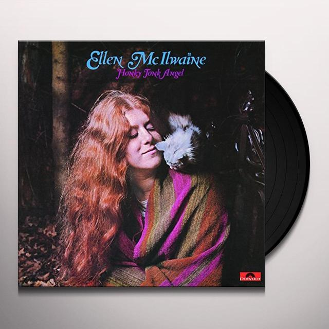 Ellen McIlwaine HONKY TONK ANGEL: LIMITED Vinyl Record - Limited Edition, Japan Import