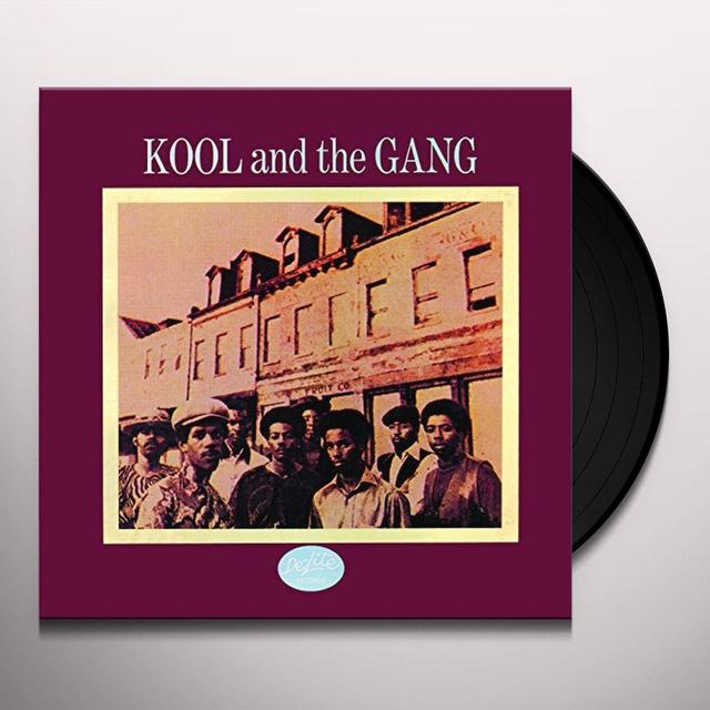 KOOL & THE GANG: LIMITED Vinyl Record - Limited Edition, Japan Import