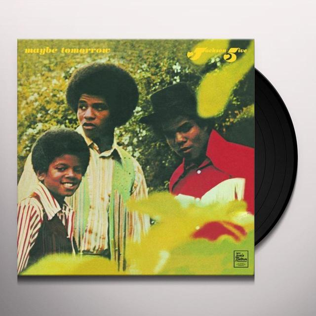 The Jackson 5 MAYBE TOMORROW: LIMITED Vinyl Record - Limited Edition, Japan Import