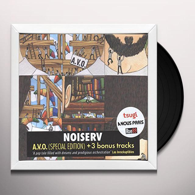 Noiserv A.V.O. Vinyl Record