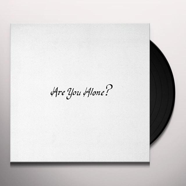 CLOUDZ MAJICAL ARE YOU ALONE Vinyl Record - Canada Import