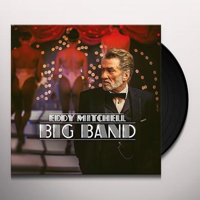 Eddy Mitchell BIG BAND (2LP) Vinyl Record - Canada Import