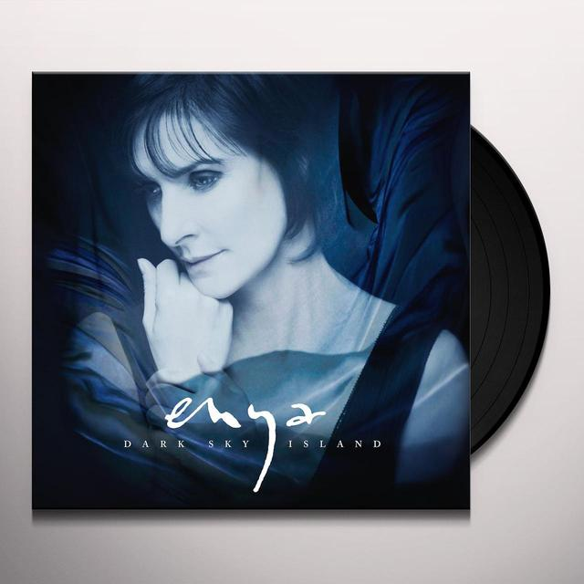 Enya DARK SKY ISLAND Vinyl Record - UK Import