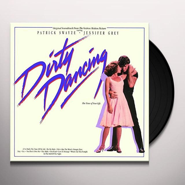 DIRTY DANCING / O.S.T. (CAN) DIRTY DANCING / O.S.T. Vinyl Record - Canada Import