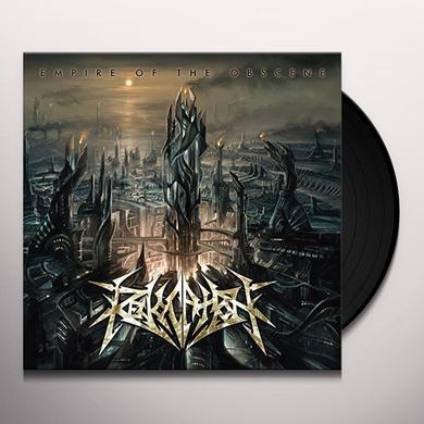 Revocation EMPIRE OF THE OBSCENE Vinyl Record - UK Import
