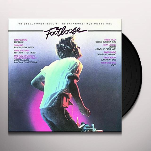 FOOTLOOSE / O.S.T. (CAN) FOOTLOOSE / O.S.T. Vinyl Record - Canada Import