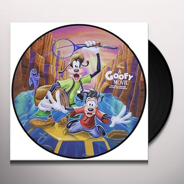 GOOFY MOVIE / O.S.T. (CAN) GOOFY MOVIE / O.S.T. Vinyl Record