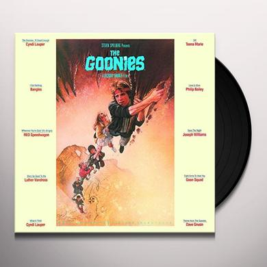 GOONIES / O.S.T. (CAN) GOONIES / O.S.T. Vinyl Record - Canada Release