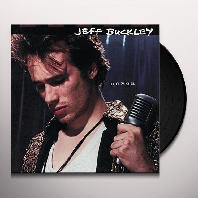 Jeff Buckley GRACE Vinyl Record - Holland Import