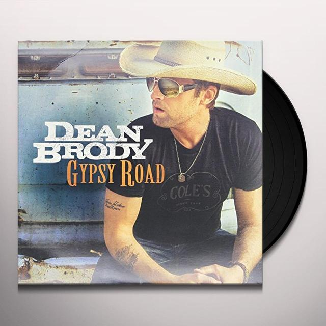 Dean Brody GYPSY ROAD(LP) Vinyl Record