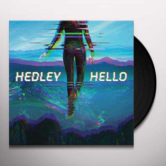 Hedley HELLO (LP) Vinyl Record - Canada Import
