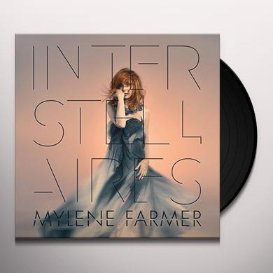 Mylène Farmer INTERSTELLAIRES (2LP) Vinyl Record