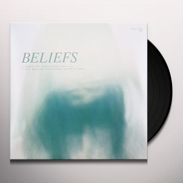 Beliefs LEAPER (LP) Vinyl Record - Canada Release