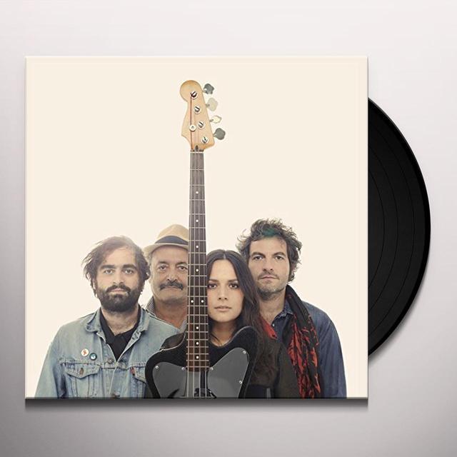Mathieu Louis / Joseph Chedid / Anna Chedid LOUIS MATHIEU JOSEPH ET ANNA CHEDID (3LP) Vinyl Record