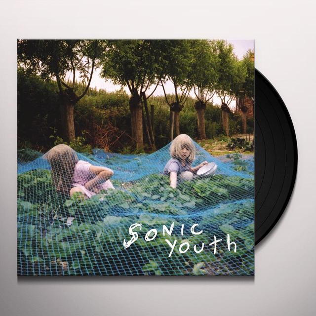 Sonic Youth MURRAY STREET Vinyl Record - UK Release