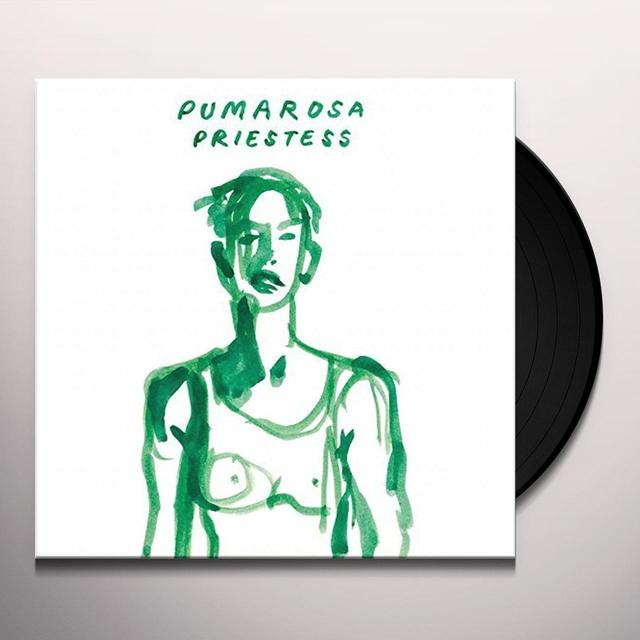 PUMAROSA PRIESTESS Vinyl Record