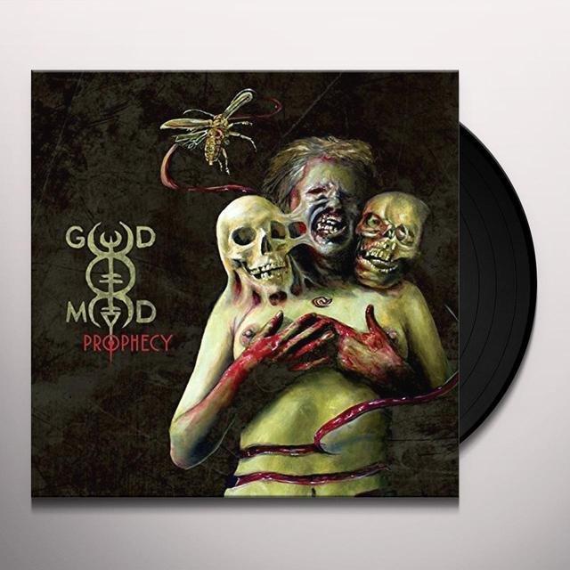 God Module PROPHECY Vinyl Record - Canada Import