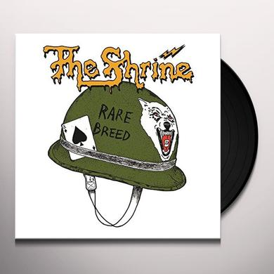 Shrine RARE BREED Vinyl Record - UK Import