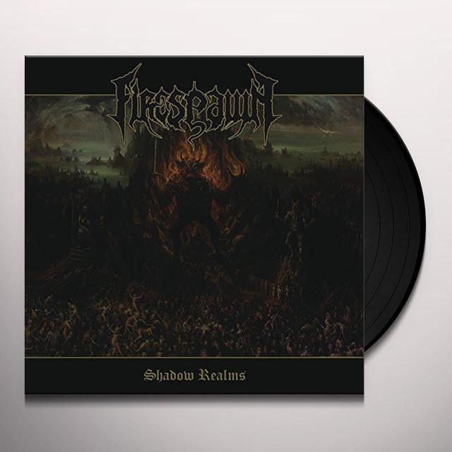 FIRESPAWN SHADOWS REALMS Vinyl Record - UK Import
