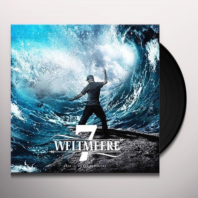 CR7Z SIEBEN WELTMEERE (GER) Vinyl Record