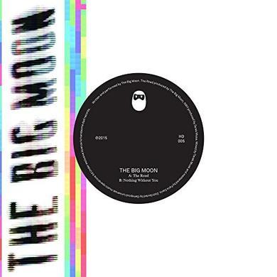 BIG MOON ROAD Vinyl Record - UK Release