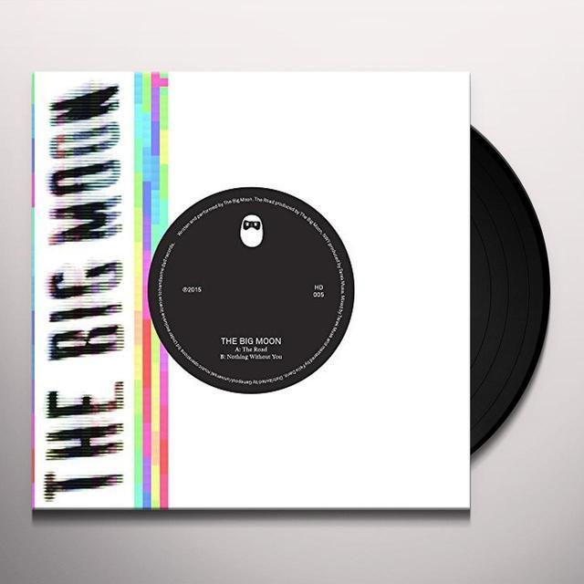 BIG MOON ROAD Vinyl Record - UK Import