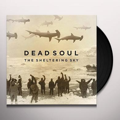 Dead Soul SHELTERING SKY Vinyl Record - UK Import