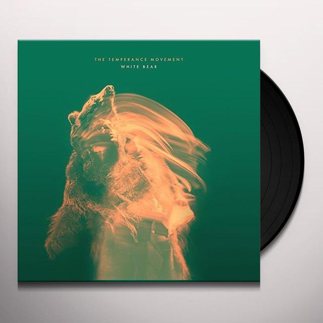 The Temperance Movement WHITE BEAR Vinyl Record - UK Import