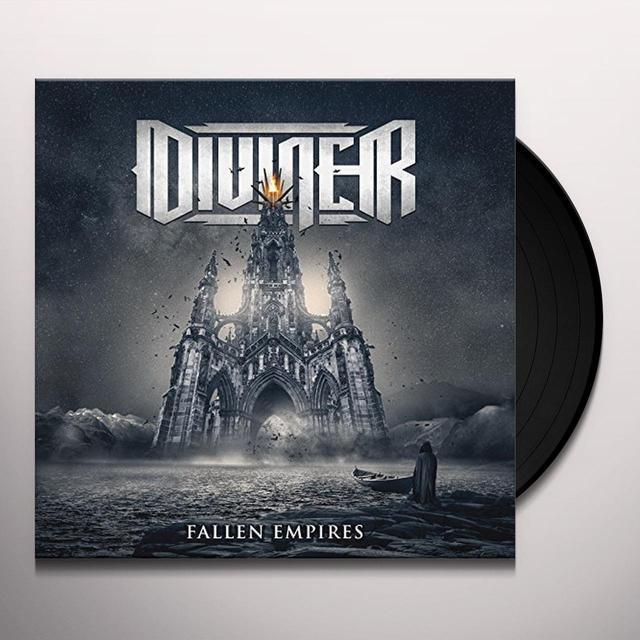 DIVINER FALLEN EMPIRES Vinyl Record - UK Import