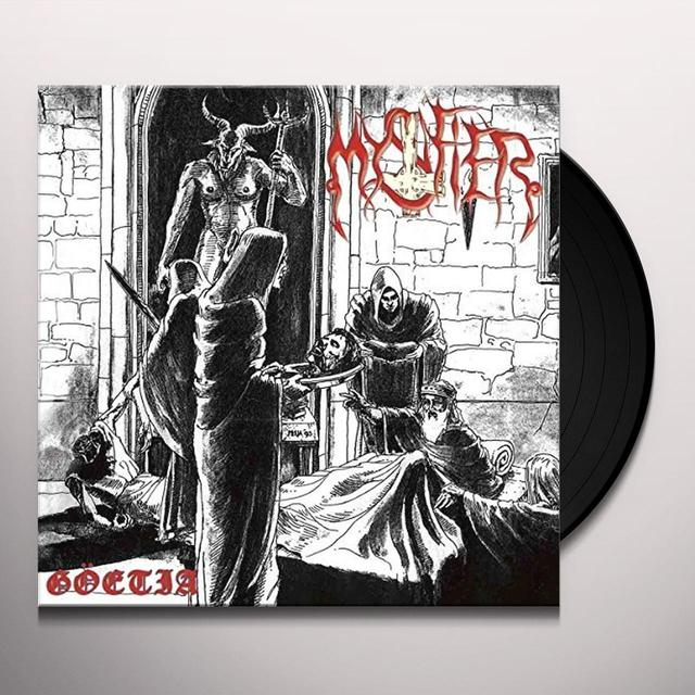 Mystifier GOETIA Vinyl Record - UK Import