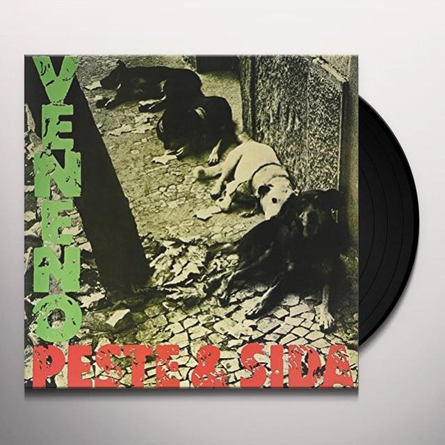 Peste & Sida VENENO Vinyl Record - UK Import