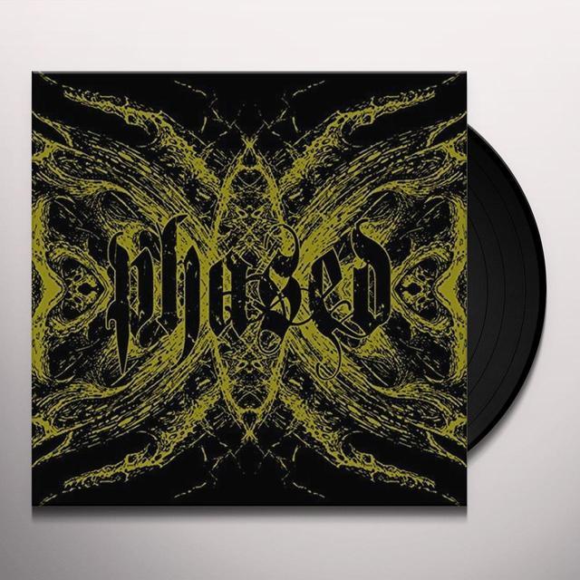 PHASED AEON Vinyl Record - UK Import
