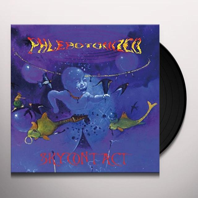 PHLEBOTOMIZED SKYCONTACT Vinyl Record