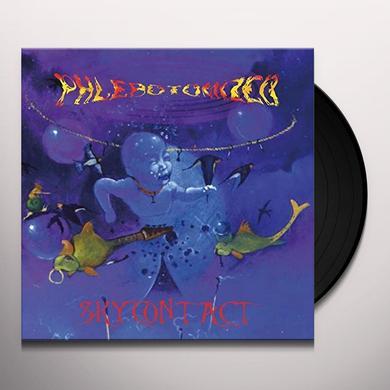 PHLEBOTOMIZED SKYCONTACT Vinyl Record - UK Import