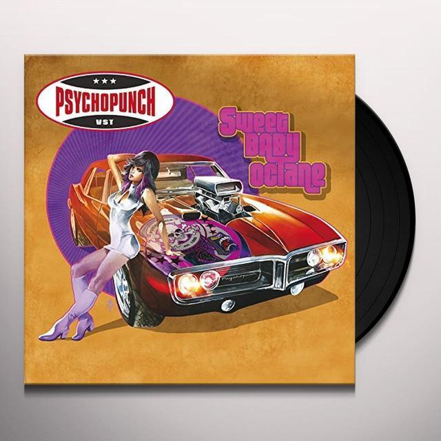 Psychopunch SWEET BABY OCTANE Vinyl Record - UK Import