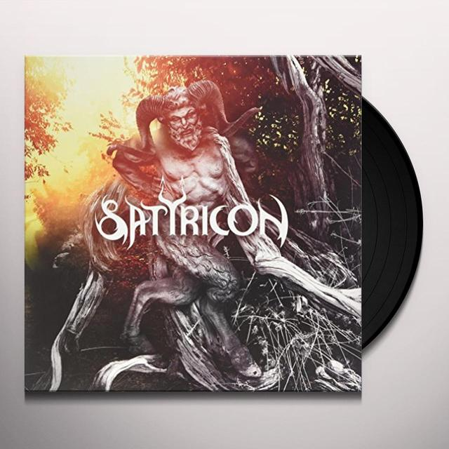 SATYRICON Vinyl Record - UK Import