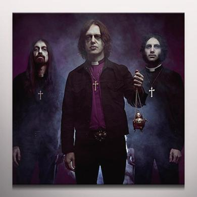 WITH THE DEAD (PURPLE VINYL) Vinyl Record - Colored Vinyl, UK Import