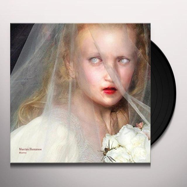 Mueran Humanos MISERESS Vinyl Record - UK Import