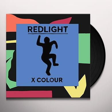 Redlight X COLOUR Vinyl Record - UK Import