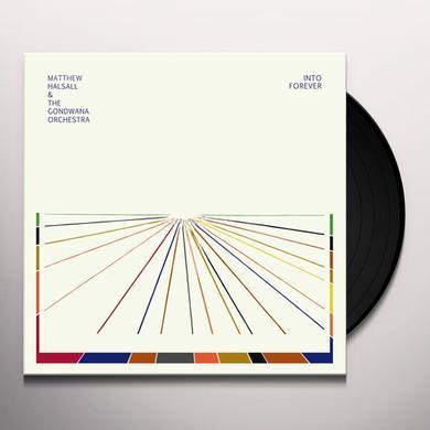 Matthew / Gondwana Orchestra Halsall INTO FOREVER Vinyl Record