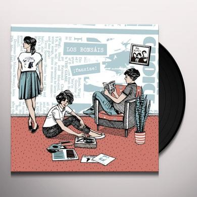 LOS BONSAIS FANZINE Vinyl Record