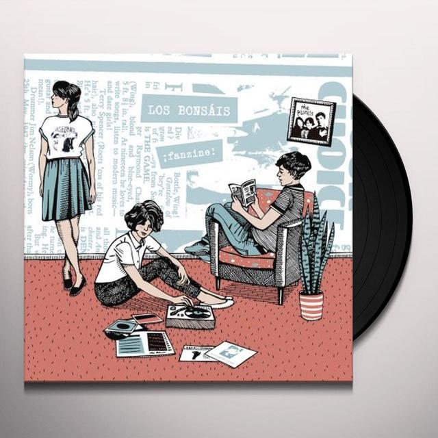 LOS BONSAIS FANZINE Vinyl Record - Limited Edition, Digital Download Included
