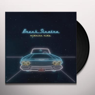 Brenk Sinatra MIDNITE RIDE Vinyl Record