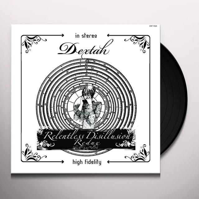 DEXTAH RELENTLESS DISILLUSION REDUX (W/DVD) Vinyl Record