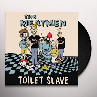 The Meatmen TOILET SLAVE Vinyl Record