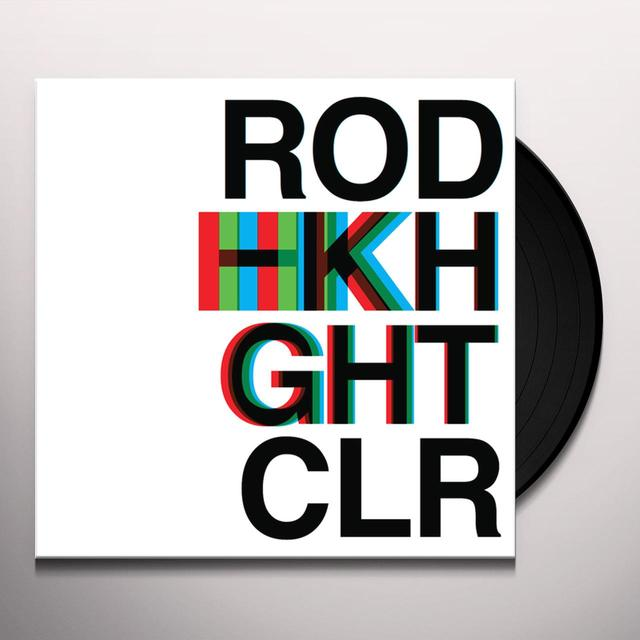 Rod HKH / GHT Vinyl Record